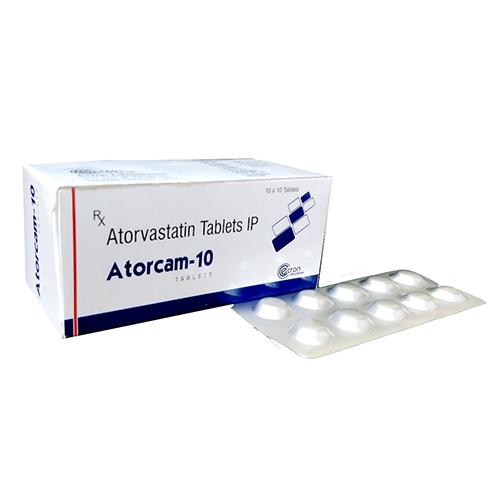 ATORCAM-10 Tablets