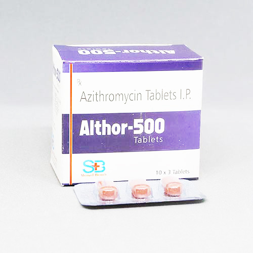 ALTHOR-500 Tablets