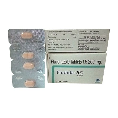 FLUDIDA-200 Tablets