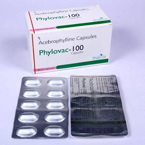 PHYLOVAC-100 Capsules