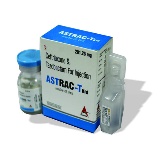 ASTRAC-T KID 281.25mg Injection