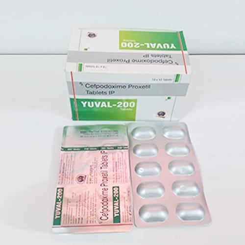 YUVAL-200 Tablets