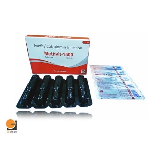METHVIT 1500 Injections