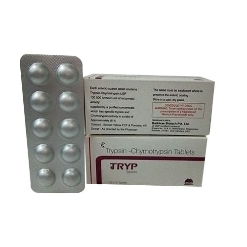 TRYP Tablets