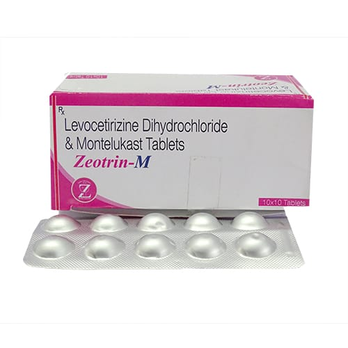 Zeotrin-M Tablets