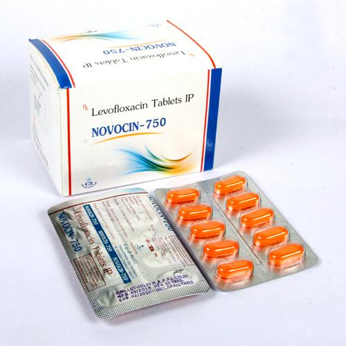 NOVOCIN-750 Tablets