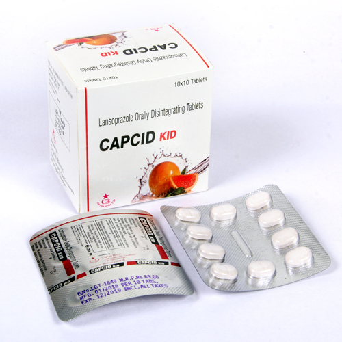 CAPCID KID Tablets
