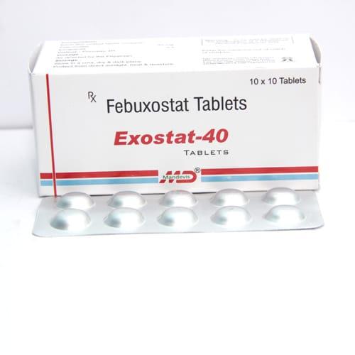 Exostat-40 Tablets
