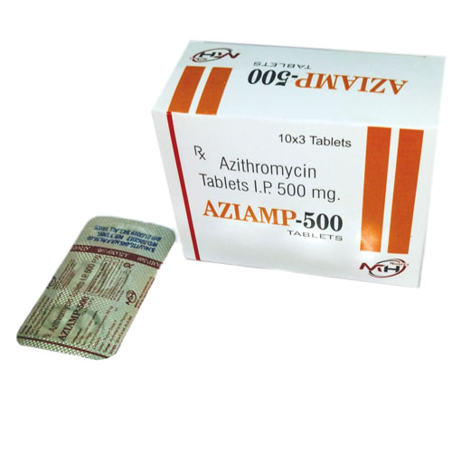 AZIAMP-500 Tablets