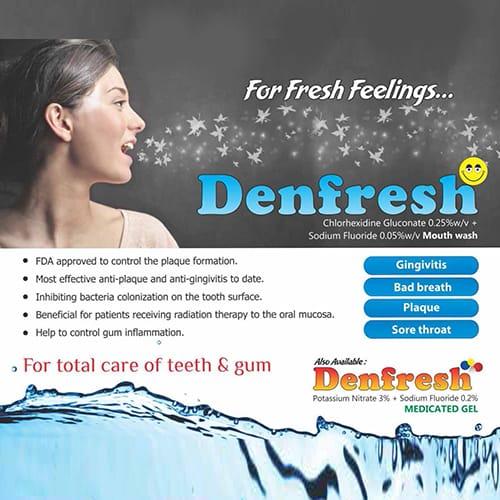 DENFRESH Mouthwash