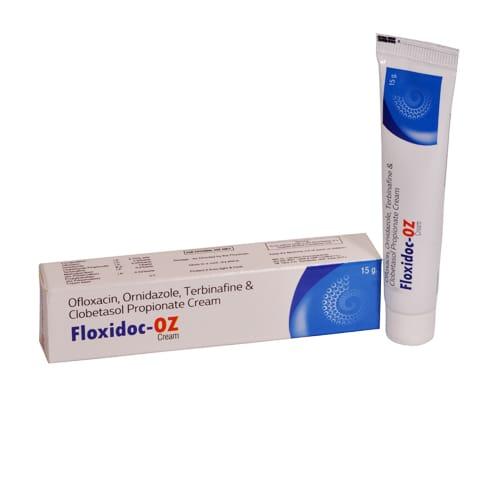 FLOXIDOC-OZ Cream