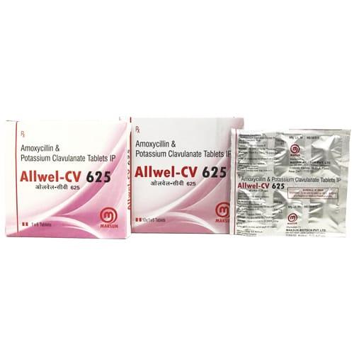 ALLWEL-CV-625 Tablets