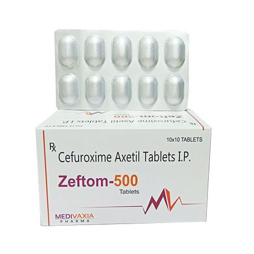 ZEFTOM-500 Tablets
