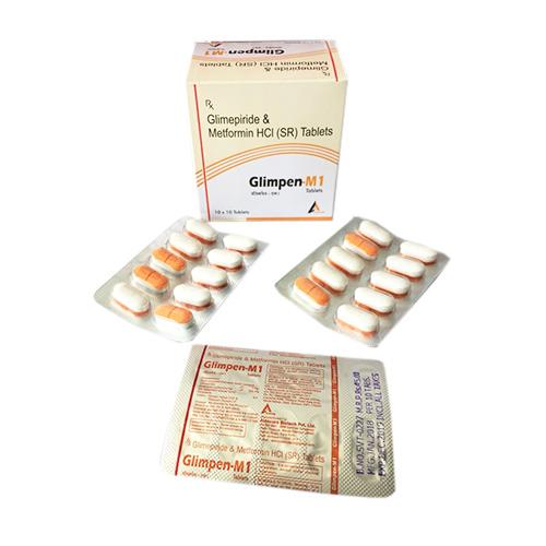 GLIMPEN-M1 Tablets