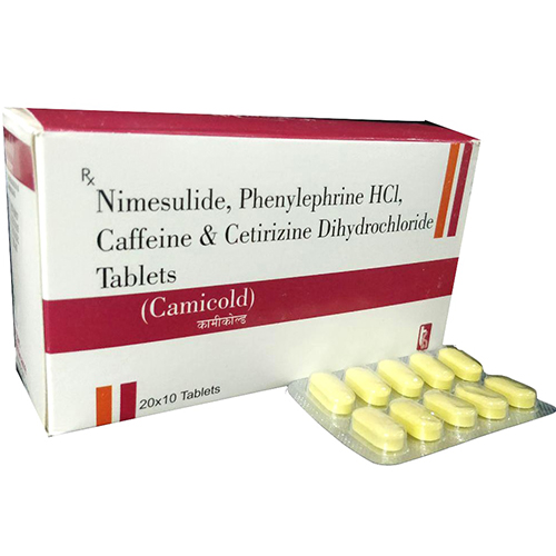 CAMICOLD Tablets