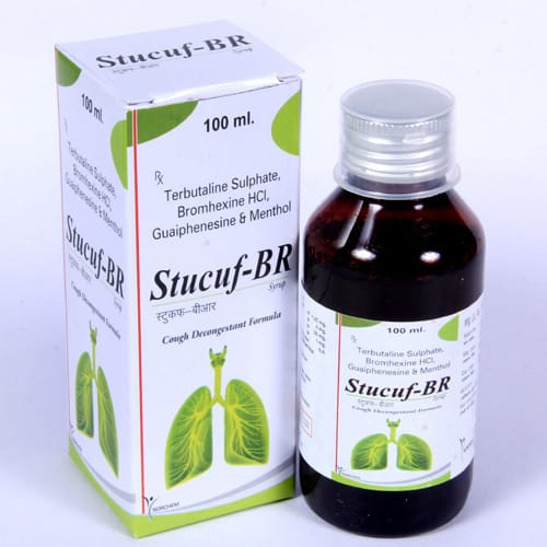 Stucuf-BR Syrup