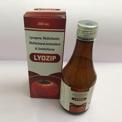 LYOZIP Syrup