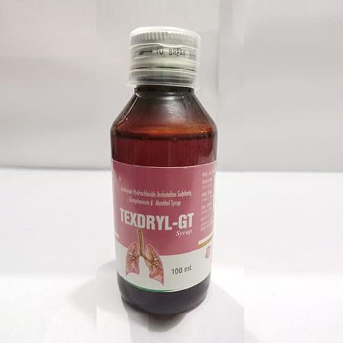 TEXDRYL-GT Syrup
