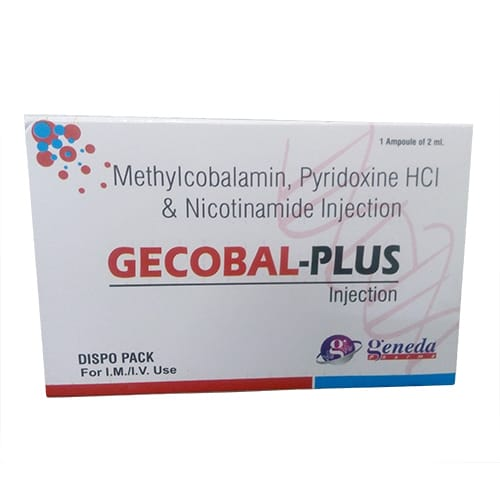 GECOBAL-PLUS Injection