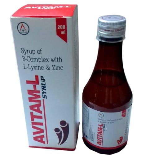 AVITAM-L Syrup