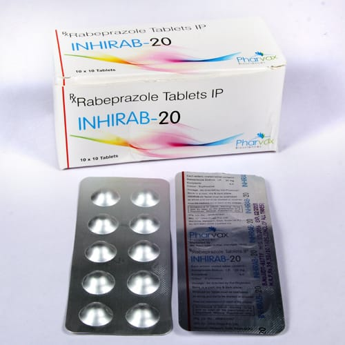 Inhirab-20 Tablets