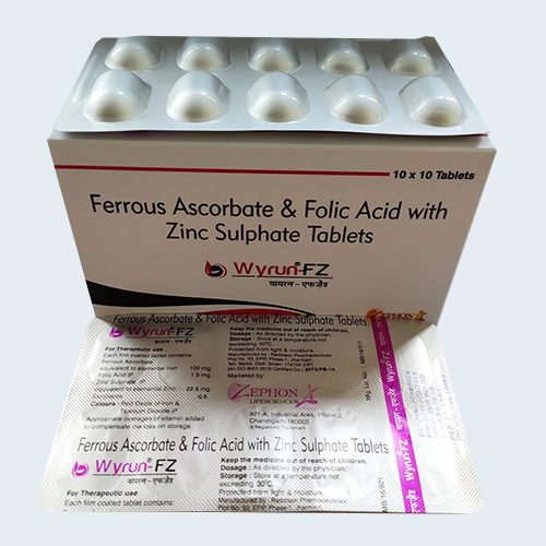 WYRUN-FZ Tablets