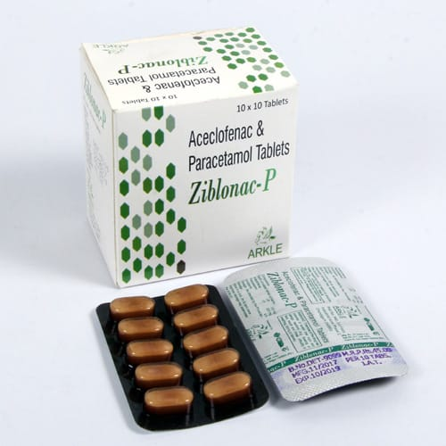 Ziblonac-P Tablets