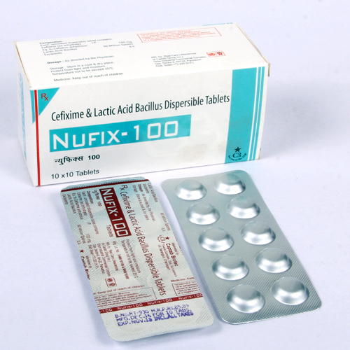 NUFIX-100 Tablets