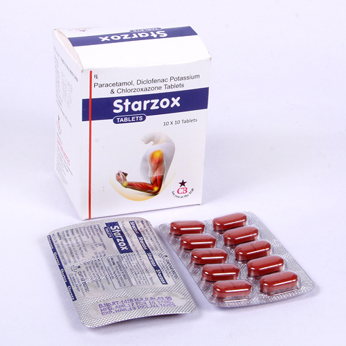 STARZOX Tablets