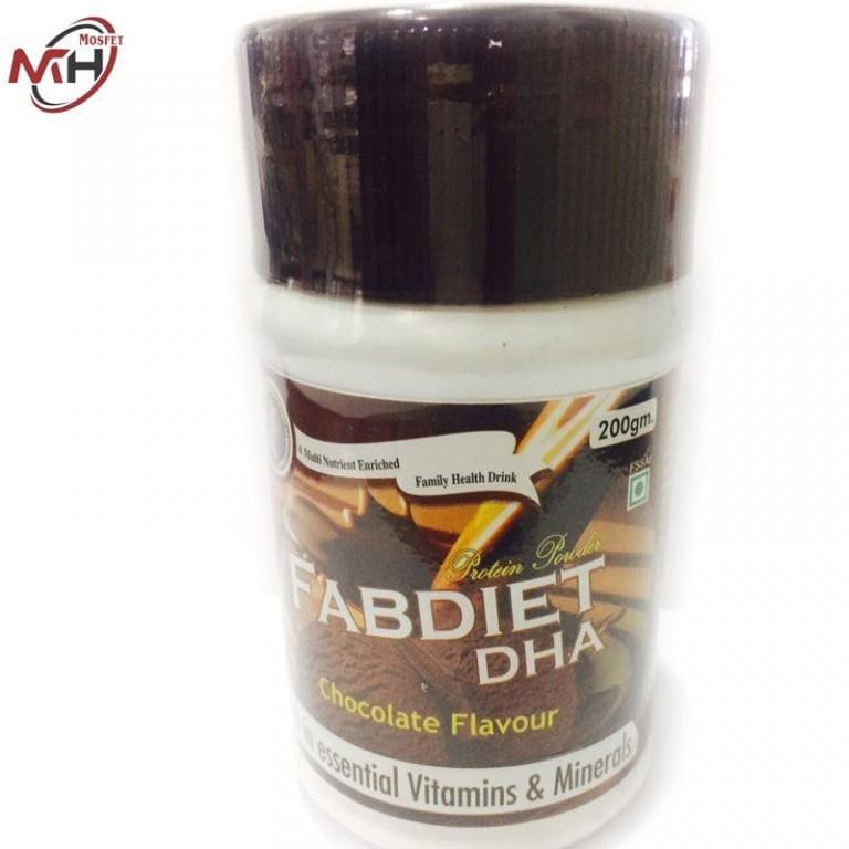 FABDIET- DHA Protein Powder