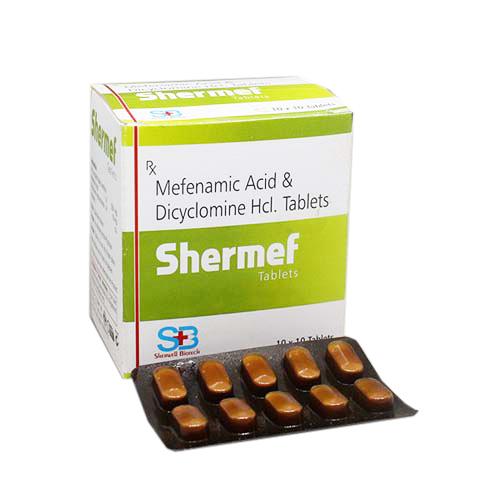 SHERMEF Tablets