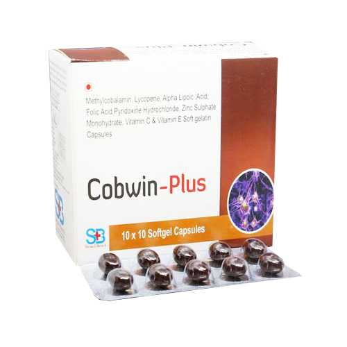 Cobwin-Plus Softgel Capsules