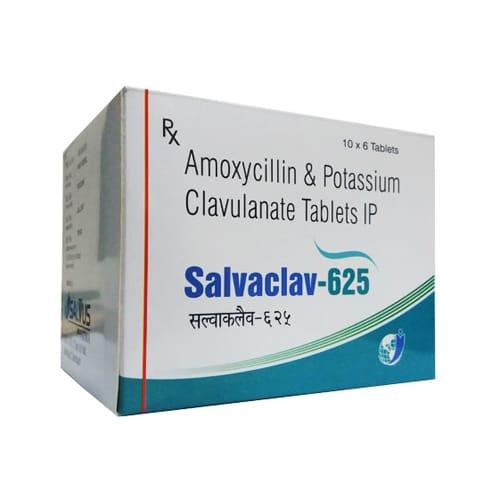 Salvaclav-625 Tablet