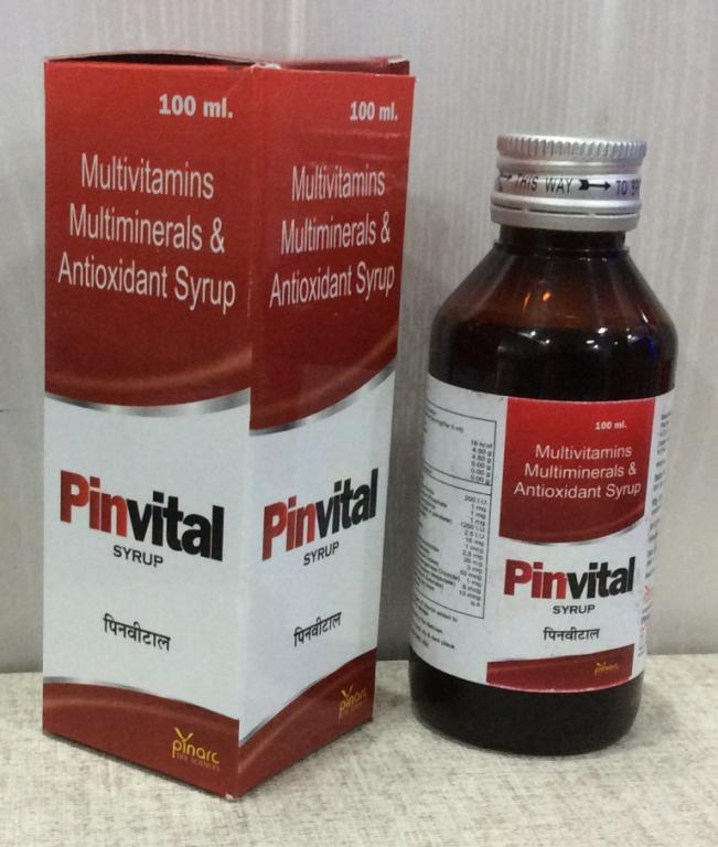 PINVITAL 100 ML