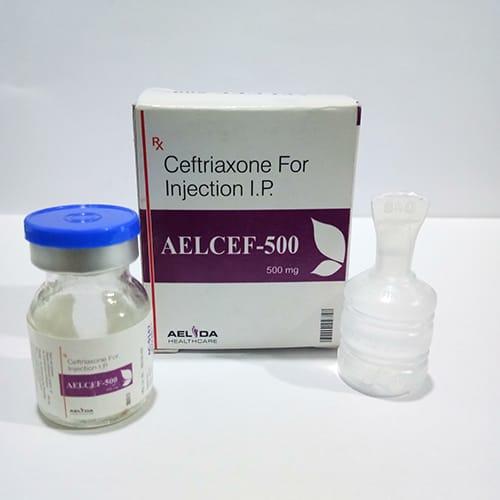 ALCEF-500 Injecton