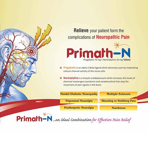 PRIMATH-N Tablets