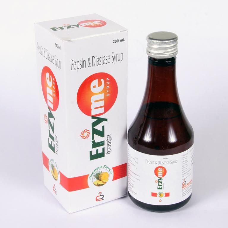 ERZYME Syrup