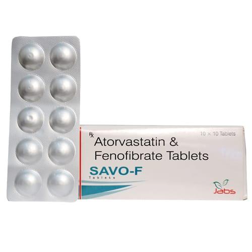 SAVO-F Tablets