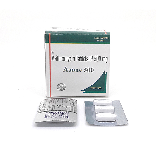 AZONE-500 Tablets