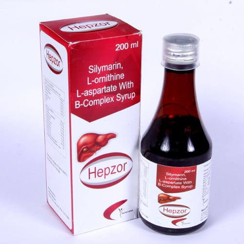 Hepzor 200ml Syrup