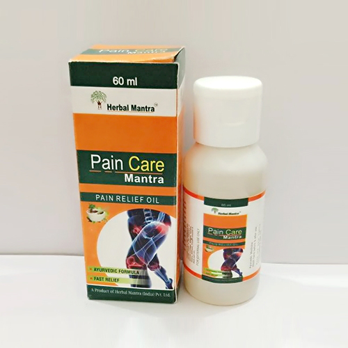 Pain Care Mantra Oil