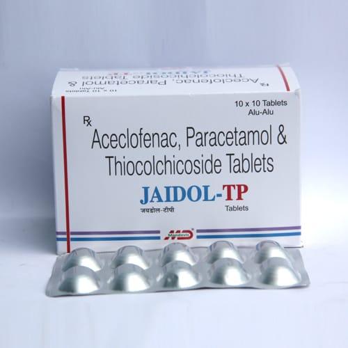 Jaidol-TP Tablets