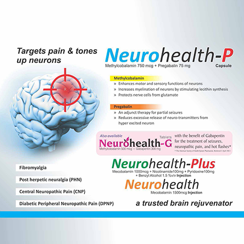 NEUROHEALTH-P Capsules
