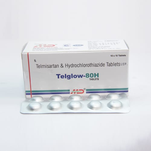 Telglow-80H Tablets