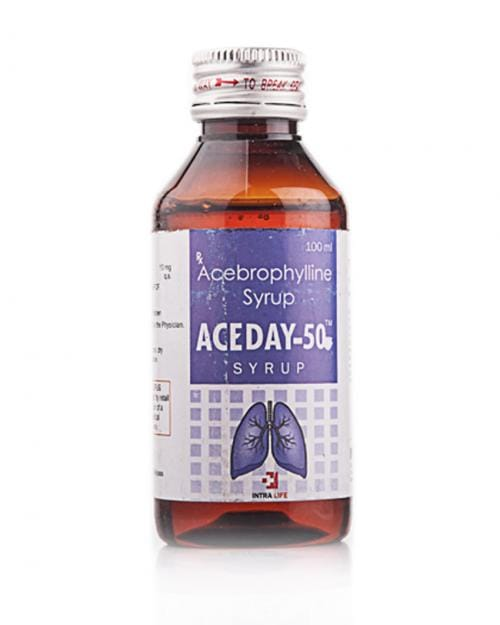 ACEDAY-50 Syrup