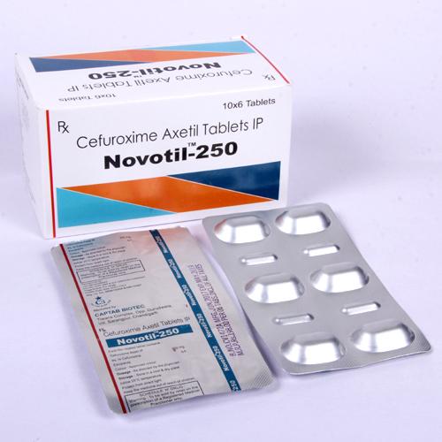 NOVOTIL-250 Tablets
