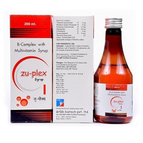 ZU-PLEX SYP.