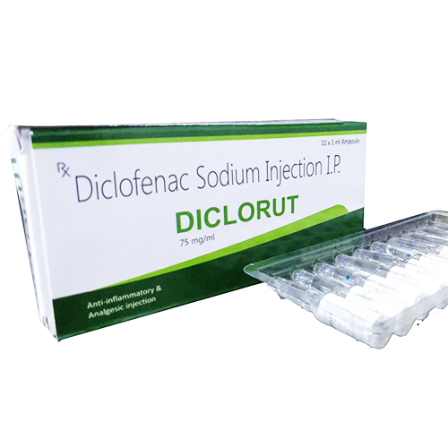 DICLORUT Injection