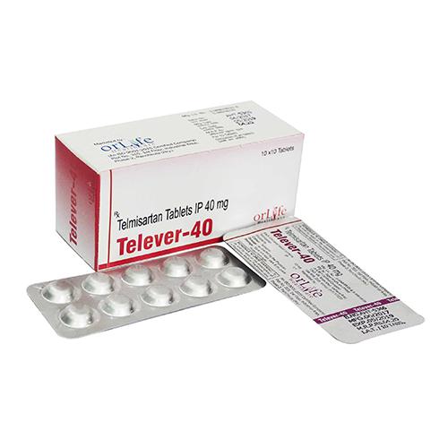 TELEVER-40 Tablets