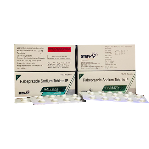 RABSTAY-20 Tablets